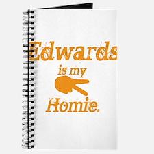 Edwards is my homie Journal