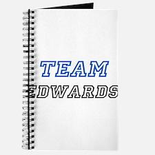 Team Edwards Journal