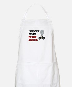 Noah to the Rescue!  BBQ Apron