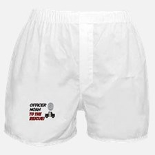 Noah to the Rescue!  Boxer Shorts