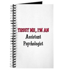 Trust Me I'm an Assistant Psychologist Journal