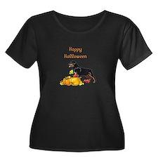 Happy Halloween Rottweiler T