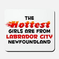 Hot Girls: Labrador Cit, NF Mousepad