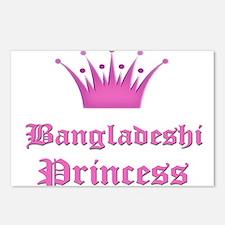 Bangladeshi Princess Postcards (Package of 8)