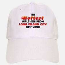 Hot Girls: Long Island , NY Baseball Baseball Cap