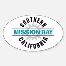 Mission Bay California Decal
