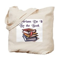"""Do It By the Book"" Tote Bag"