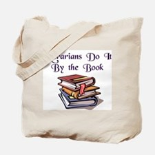"""""""Do It By the Book"""" Tote Bag"""