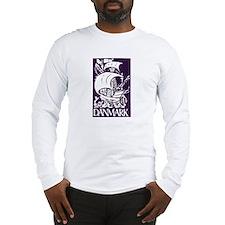 Danmark Long Sleeve T-Shirt