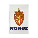 Norge Magnets