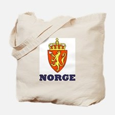 NORGE Tote Bag