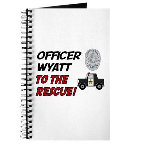 Wyatt to the Rescue! Journal