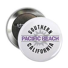 "Pacific Beach California 2.25"" Button"