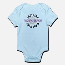 Pacific Beach California Infant Bodysuit