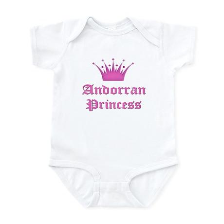 Andorran Princess Infant Bodysuit