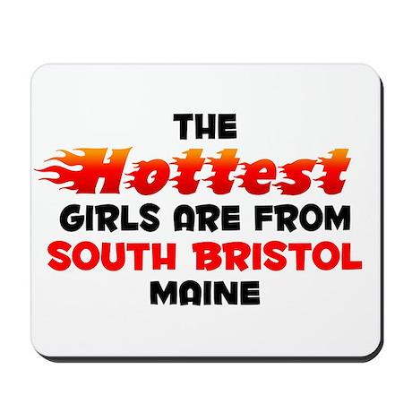 Hot Girls: South Bristo, ME Mousepad