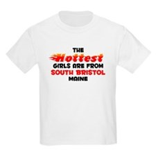 Hot Girls: South Bristo, ME T-Shirt
