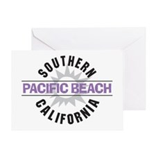 Pacific Beach California Greeting Card