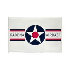 Kadena Air Base Rectangle Magnet