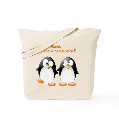 In my friend, I find a second Tote Bag