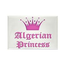 Algerian Princess Rectangle Magnet