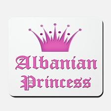 Albanian Princess Mousepad