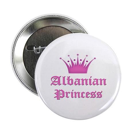 "Albanian Princess 2.25"" Button (10 pack)"
