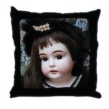 Kestner 1880 Throw Pillow