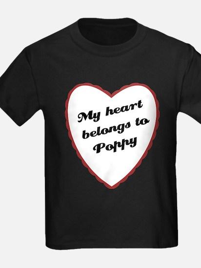 My Heart Belongs to Poppy T