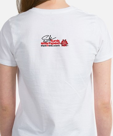 1whiteorganfront T-Shirt