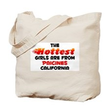 Hot Girls: Paicines, CA Tote Bag