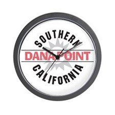 Dana Point California Wall Clock