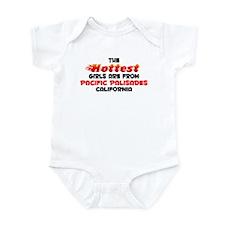 Hot Girls: Pacific Pali, CA Infant Bodysuit