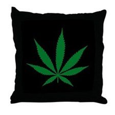 LEAF WEAR Throw Pillow