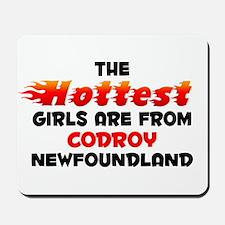 Hot Girls: Codroy, NF Mousepad