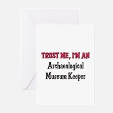Trust Me I'm an Archaeological Museum Keeper Greet