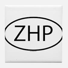 ZHP Tile Coaster