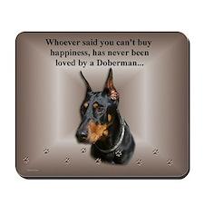 Doberman Mousepad 2