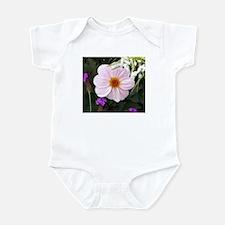 Pinks In Versailles Garden Infant Creeper