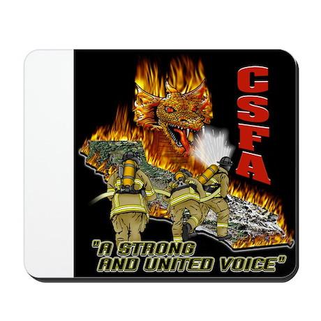 CSFA Dragon Mousepad