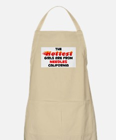 Hot Girls: Needles, CA BBQ Apron