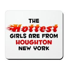 Hot Girls: Houghton, NY Mousepad