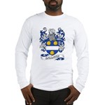 Gallatin Coat of Arms Long Sleeve T-Shirt