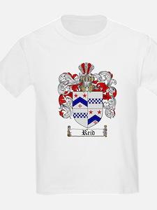 Reid Family Crest T-Shirt