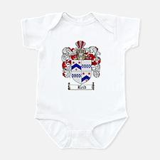 Reid Family Crest Infant Bodysuit
