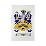 Regan Family Crest Rectangle Magnet (10 pack)