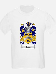Regan Family Crest T-Shirt