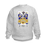 Regan Family Crest Kids Sweatshirt