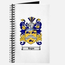 Regan Family Crest Journal