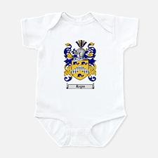 Regan Family Crest Infant Bodysuit
